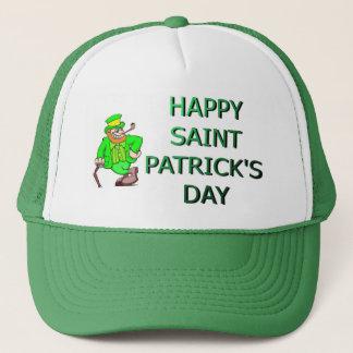 Boné do dia de St Patrick