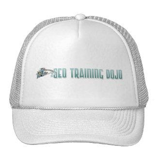 Boné do Dojo do treinamento de SEO