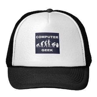 Boné do geek do computador