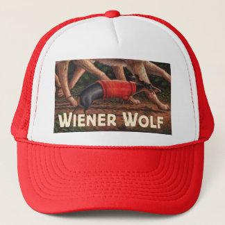 Boné do lobo do Wiener
