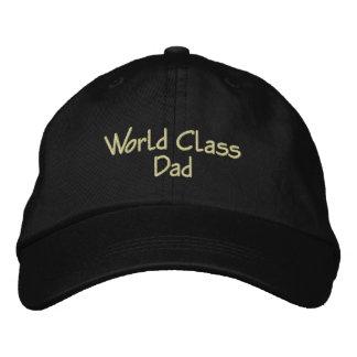 Boné do pai da classe do mundo