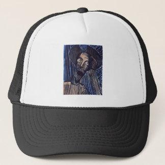 Boné Don Quixote no azul e na oxidação