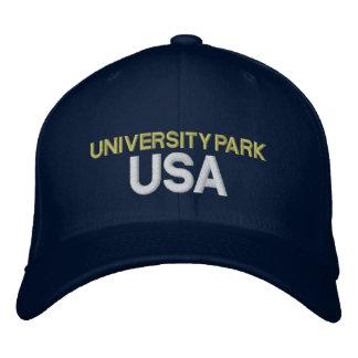 Boné dos EUA do parque da universidade