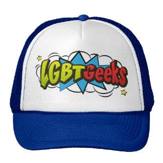 Boné dos geeks de LGBT