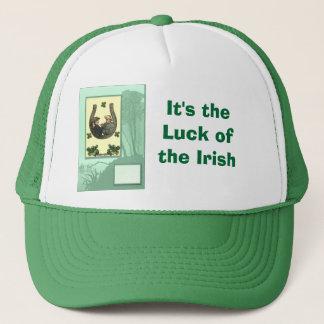 Boné É a sorte do irlandês