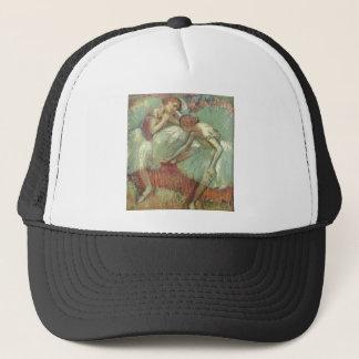 Boné Edgar Degas - dançarinos no Pastel 1898 do balé do