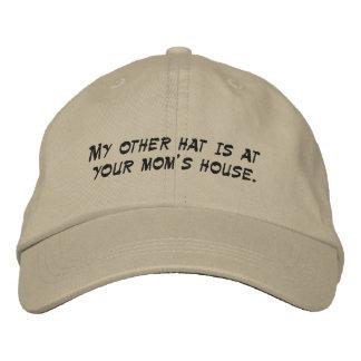 Boné Em seu chapéu das mães