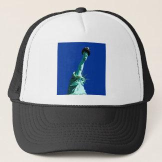 Boné Estátua da liberdade & céu azul