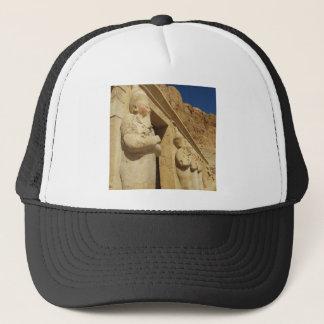 Boné Estátuas de Osirian de Hatshepsut em seu túmulo