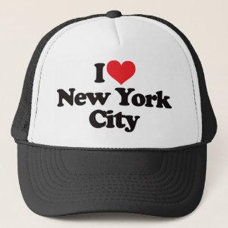 Boné Eu amo a Nova Iorque