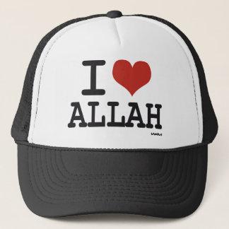 Boné Eu amo Allah
