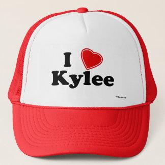 Boné Eu amo Kylee