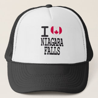 Boné Eu amo Niagara Falls