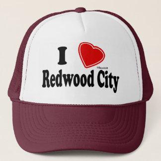 Boné Eu amo Redwood City