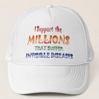 Boné Eu apoio milhões… 2
