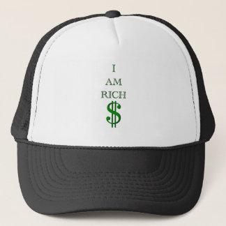 Boné Eu sou design dos ricos