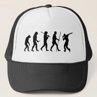 BONÉ EVOLUÇÃO AO DANÇARINO DA RUA