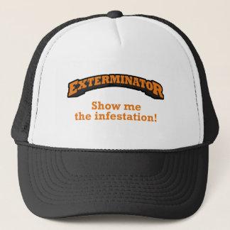 Boné Exterminators/infestação