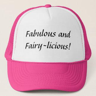 Boné Fabuloso e Fada-licious!