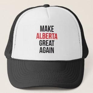 Boné Faça #MCGA da bandeira de Canadá do excelente de