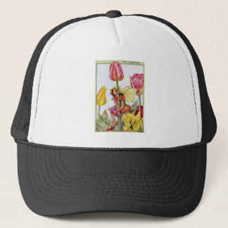 Boné Fada da tulipa