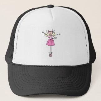 Boné Figura chapéu da vara do dançarino de balé