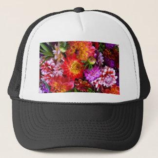 Boné Flores do mercado dos fazendeiros