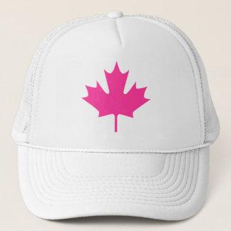 Boné folha de bordo - chapéu