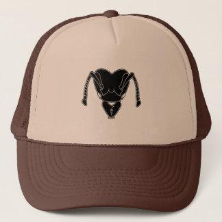 Boné formiga escura