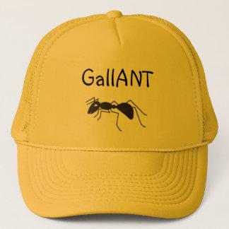 Boné Formiga… Galhardo