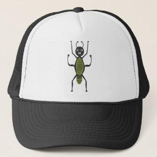 Boné Formiga gráfica legal do divertimento dos insetos