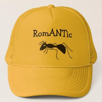 Boné formiga   romântica