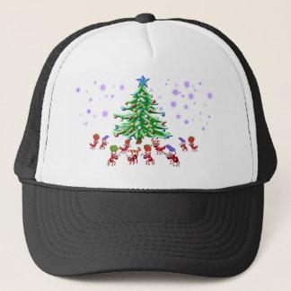 Boné Formiga-ticipation do Natal