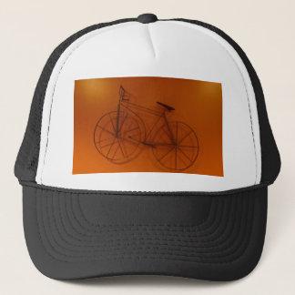 Boné Fotografia velha da bicicleta de Timey