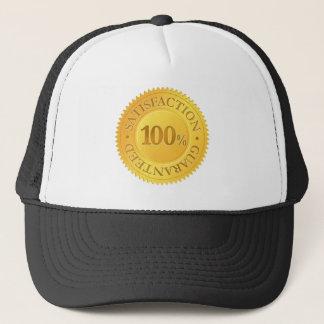 Boné Garantia de 100%
