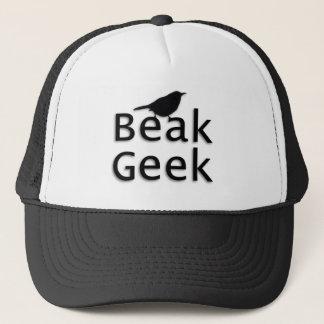 Boné Geek do bico-- Carriça