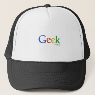 Boné Geek para sempre