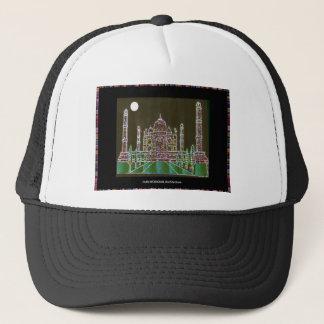 Boné Herança de India Agra da arquitetura de TAJ Mahal