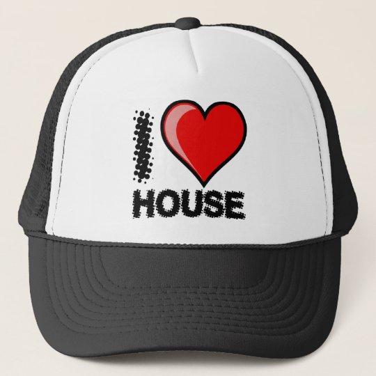 Boné I love House