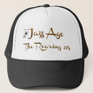 Boné Idade do jazz, os anos 20 rujir