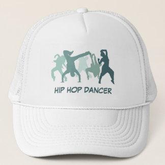 Boné Ilustração dos dançarinos de Hip Hop