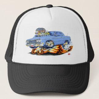 Boné Impala 1964 claro - carro azul