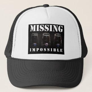 Boné Impossível faltante