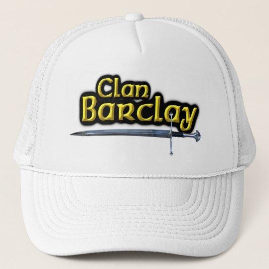 Boné Inspiração do Scottish de Barclay do clã