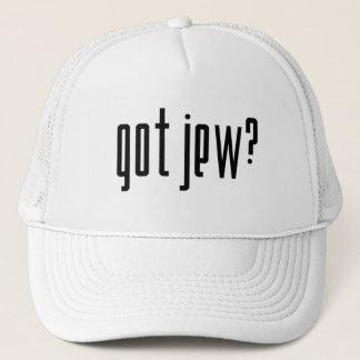 Boné judeu obtido? Chapéu