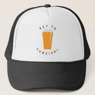 Boné Ket ao chapéu do camionista da sobrevivência