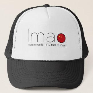Boné LMAO: O comunismo não é engraçado