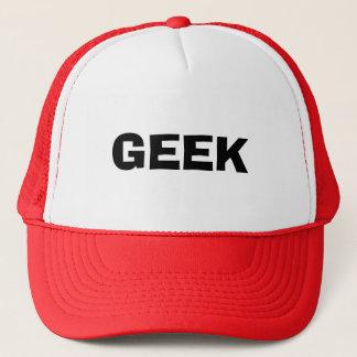 Boné Logotipo do GEEK