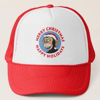 Boné Macaco do Natal