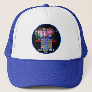 Boné Mandamentos do en de SHAVUOT 1 chapéu judaico dos
